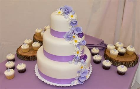 Wedding Cake Zug by Ultimately Chocolate Cakes Wedding Cake With Lilac