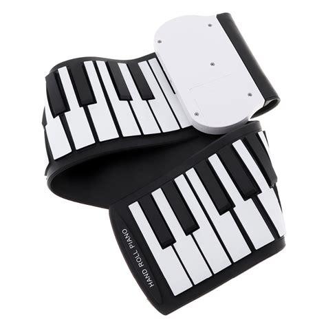 Piano Silicon Piano foldable silicone piano kyberzoo 2 kyberzoo
