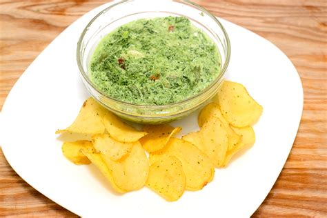 how to make a homemade spinach dip 8 steps with pictures