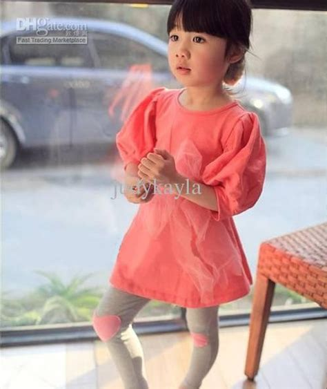 Dress Anak Korean Rainbow summer dresses korean new style rainbow chiffon joining together lace children