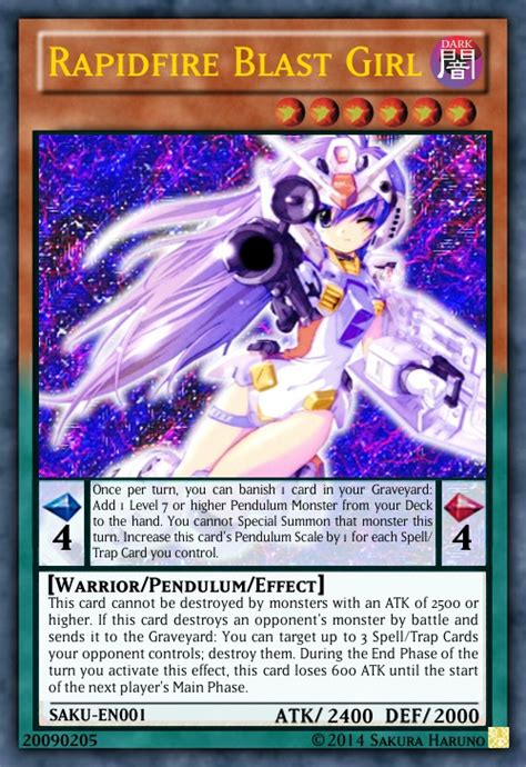 Yugioh Card Maker Pendulum Template by S Pendulum Template V1 1 Graphic Showcase