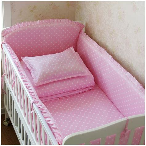 Crib With Mattress Included Baby Crib Bedding Set 100 Cotton Crib Bumper Included Sheets Baby Bedding Set Quilts Sets