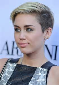 hairstyles 2015 shorter or sides and longer in back miley cyrus hairstyles celebrity latest hairstyles 2016