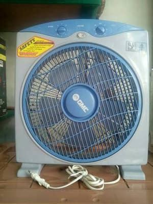 Gmc Box Fan 709 Kipas Angin jual kipas angin meja kipas angin duduk box fan gmc 709