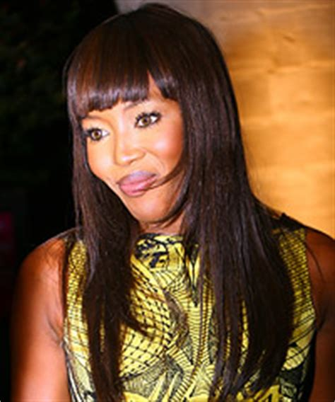 naomi cbell hairstyle bangs pictures celebrity hairstyle spotting thehairstyler com