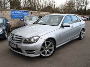 Mercedes C250 Cdi For Sale Mercedes C250 Cdi Amg Sport Saloon Blueefficiency