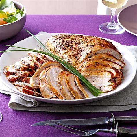 crockpot turkey breast recipes cooker turkey breast recipe taste of home