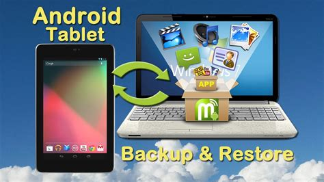 reset android tablet using pc backup and restore android tablet how to backup and