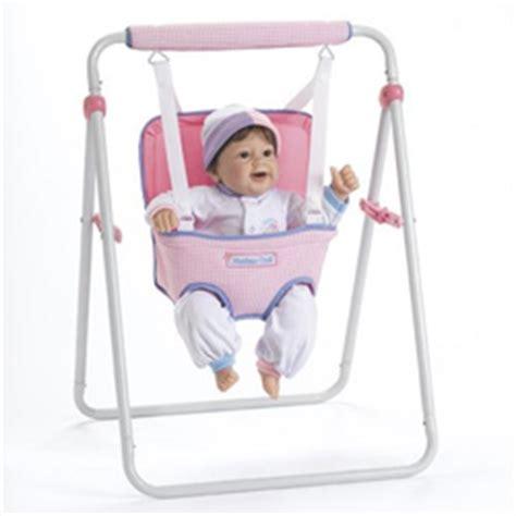 swing dolls pink doll swing by middleton doll
