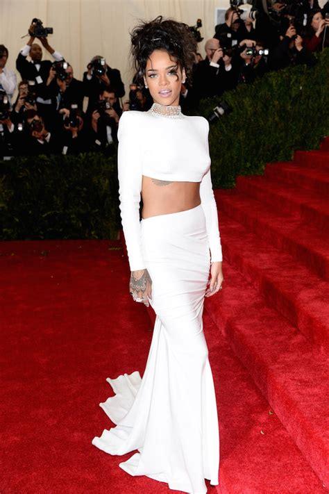 Dress Rihanna met gala 2014 rihanna upscalehype