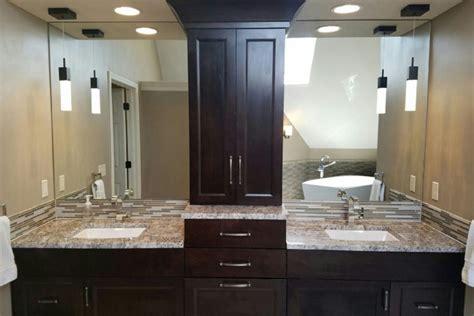 bathroom mixed metals blog mission kitchen and bath