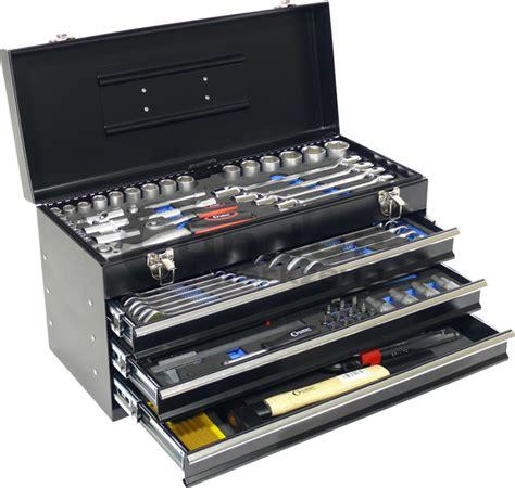 coffre 224 outils m 233 canique automobile 3 tiroirs 102
