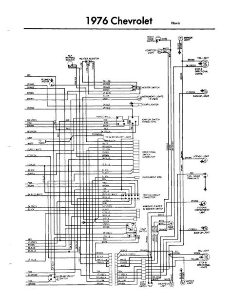 wiring diagram for 1976 corvette distributor wiring get