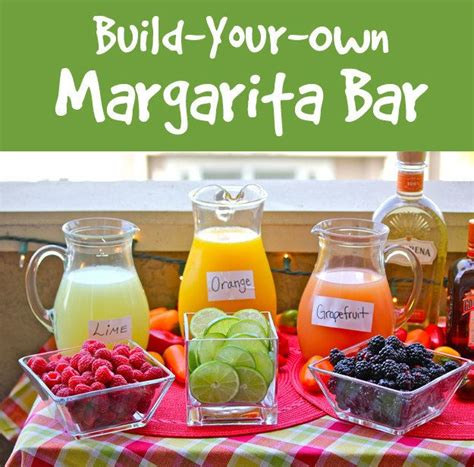 diy martini bar 9 ways to set up a diy drink bar and blow your friends