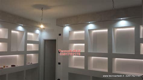 illuminazione striscia led foto illuminazione con strisce led per cartongesso di
