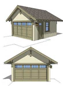 plan 44080td craftsman style detached garage plan house