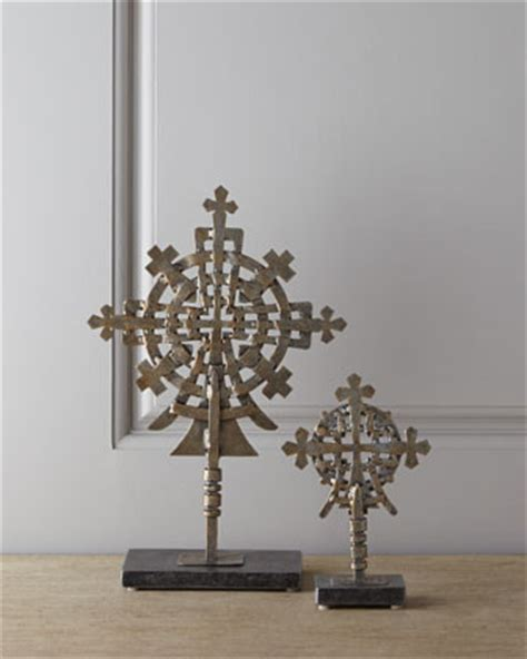 ethiopian home decor nm exclusive ethiopian tabletop crosses traditional