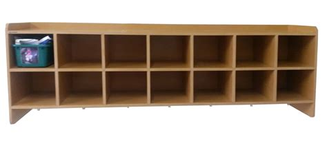wall cubbies su047 wall mounted cubby storage 14 cubbies 3d products