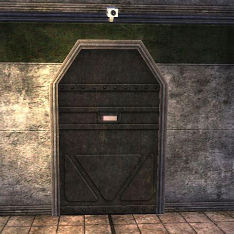Reinforced Door by Reinforced Door Security Paragon Wiki