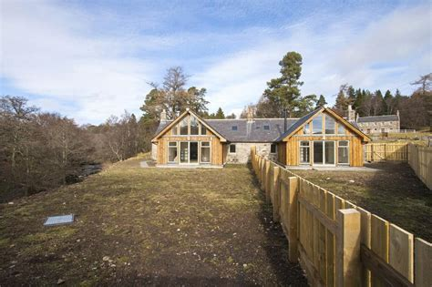 cottages and bungalows for sale 2 tarfside cottages glenesk by edzell angus dd9 3 bed semi detached bungalow for sale 163 235 000