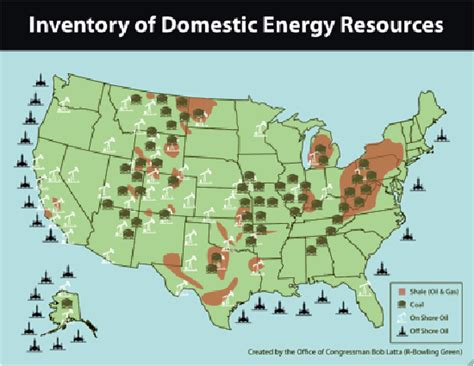 america map of resources opinion strengthening our nation s domestic energy supply