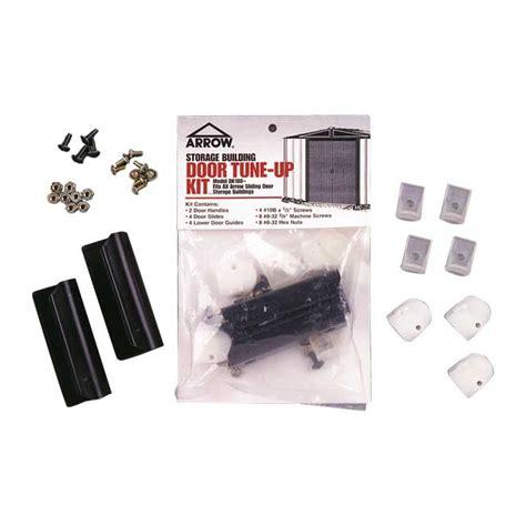 Aluminum Shed Door Parts by Door Tune Up Kit Rona