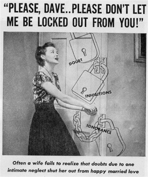 Neglected Wife Meme - offensive and sexist vintage ads popsugar love sex