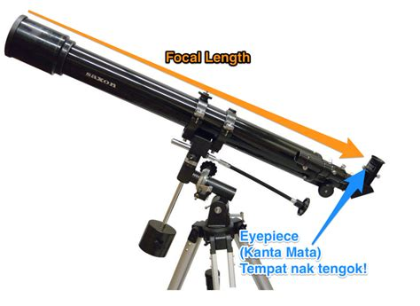 Tripod Berapa kenali teleskop anda siri 1 falakonline net