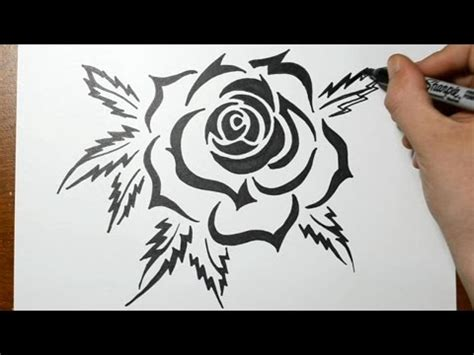 rose tattoo mp3 free download download link youtube how to draw a tribal rose