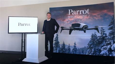 Parrot Bebop Drone 2 Asia parrot doubles flying time of its best drone with new bebop 2