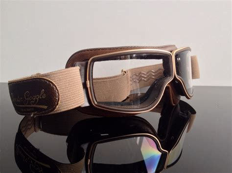 Motorradbrille Reinigen by Motorradbrille Brille Goggles Lunettes Luneta Aviator