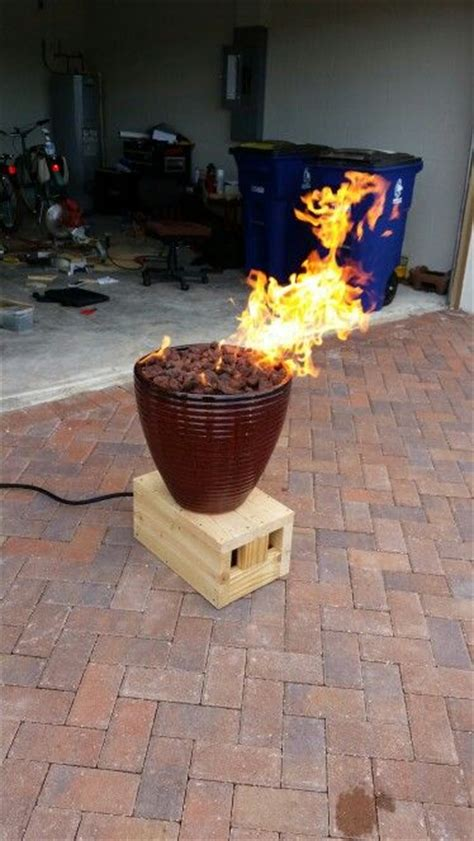 flower pot pit 1000 images about backyard pit on
