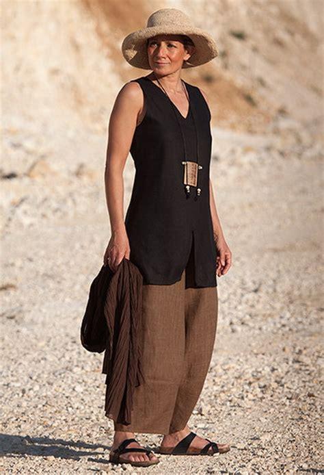 Tunik Houdstooth tunique femme originale