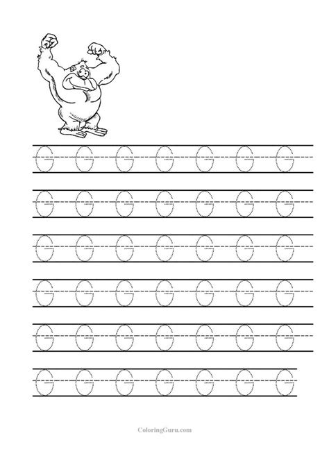 printable tracing letter j free printable tracing letter g worksheets for preschool