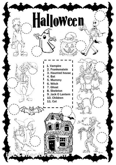 free printable activity sheets for halloween printable halloween worksheets for preschoolers 7 best