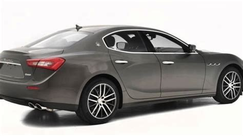 maserati bmw 2014 maserati ghibli vs bmw 5 series sedan