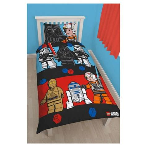 lego star wars bedding buy star wars lego single duvet set from our star wars