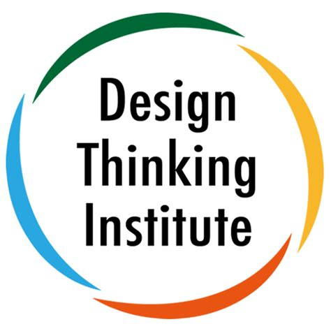 design thinking logo デザイン思考研究所について about design thinking institute 無料配布