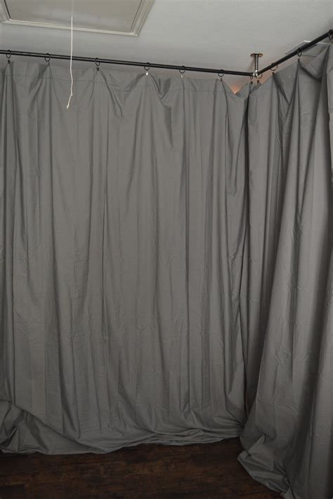 loft curtains how to divide your loft with curtains my big fat happy life