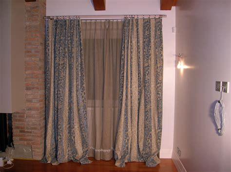 tende lino foto tende e controtende in lino de marchiori stefano