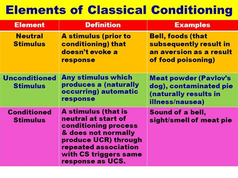 classical conditioning ppt video online download