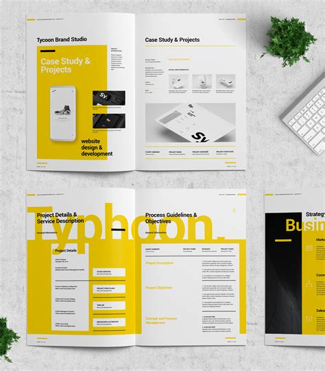 design project proposal guidelines proposal design tycoon series on behance