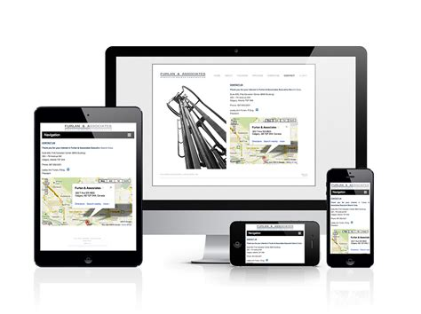 responsive layout zoom website re development for an oil gas company digital lion