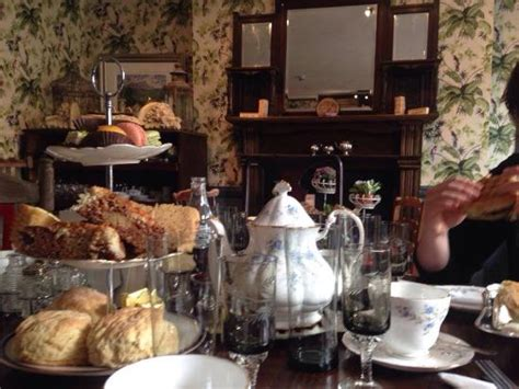 The Enchanted Tea Room by Picture Of The Enchanted Tea Room Cheltenham