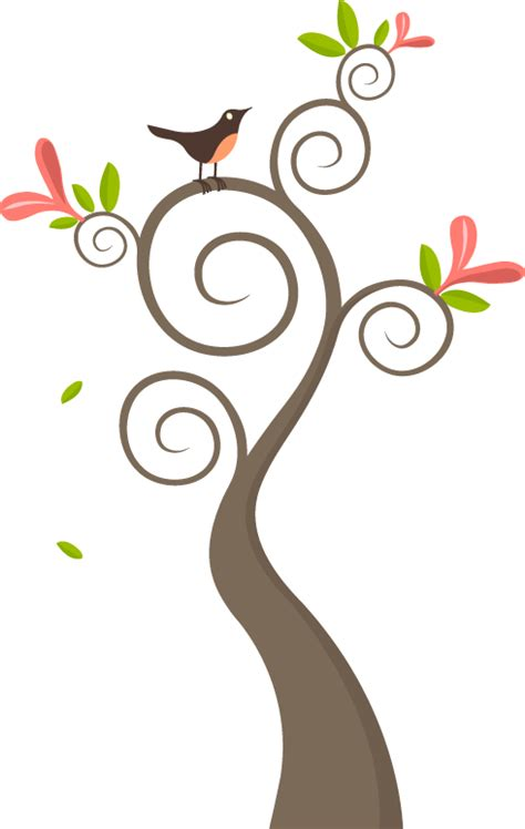 Owl And Tree Wall Stickers wild sound stories