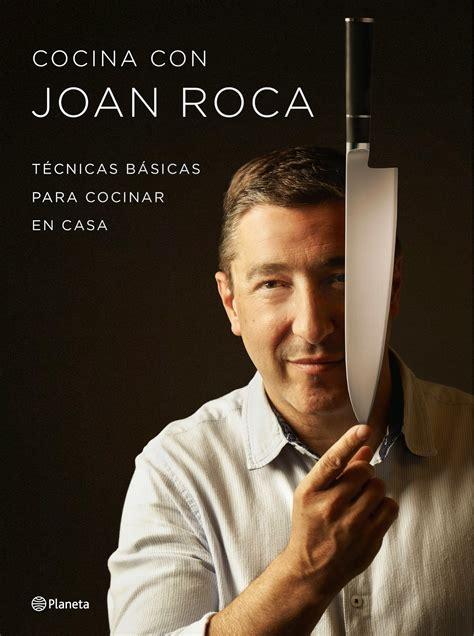 leer libro e cocina con joan roca a baja temperatura ahora en linea cocina con joan roca