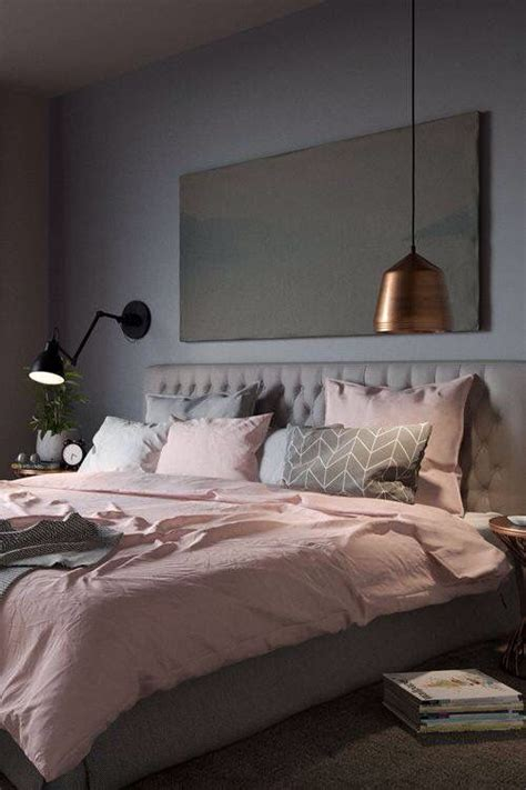pink and grey bedroom decor best 25 grey bed ideas on pinterest cozy bedroom decor