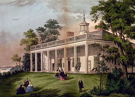 going home to mount vernon george washington 1783 real