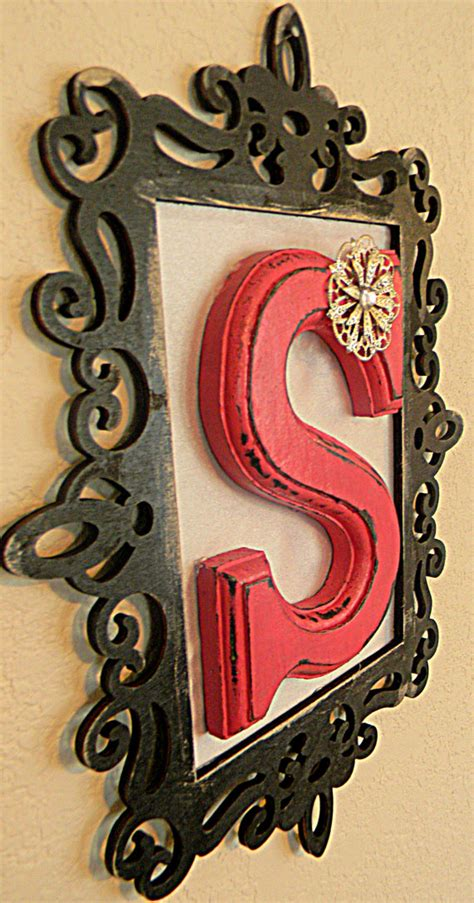 Initial Decor by Monogram Wall Initial Home Decor