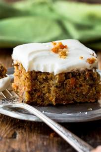 carrot cake mix with pineapple